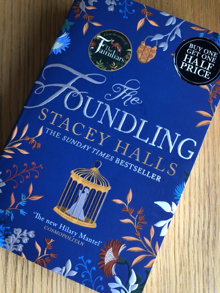 The Foundling, The Foundling by Stacey Halls, Stacey Halls, Book review