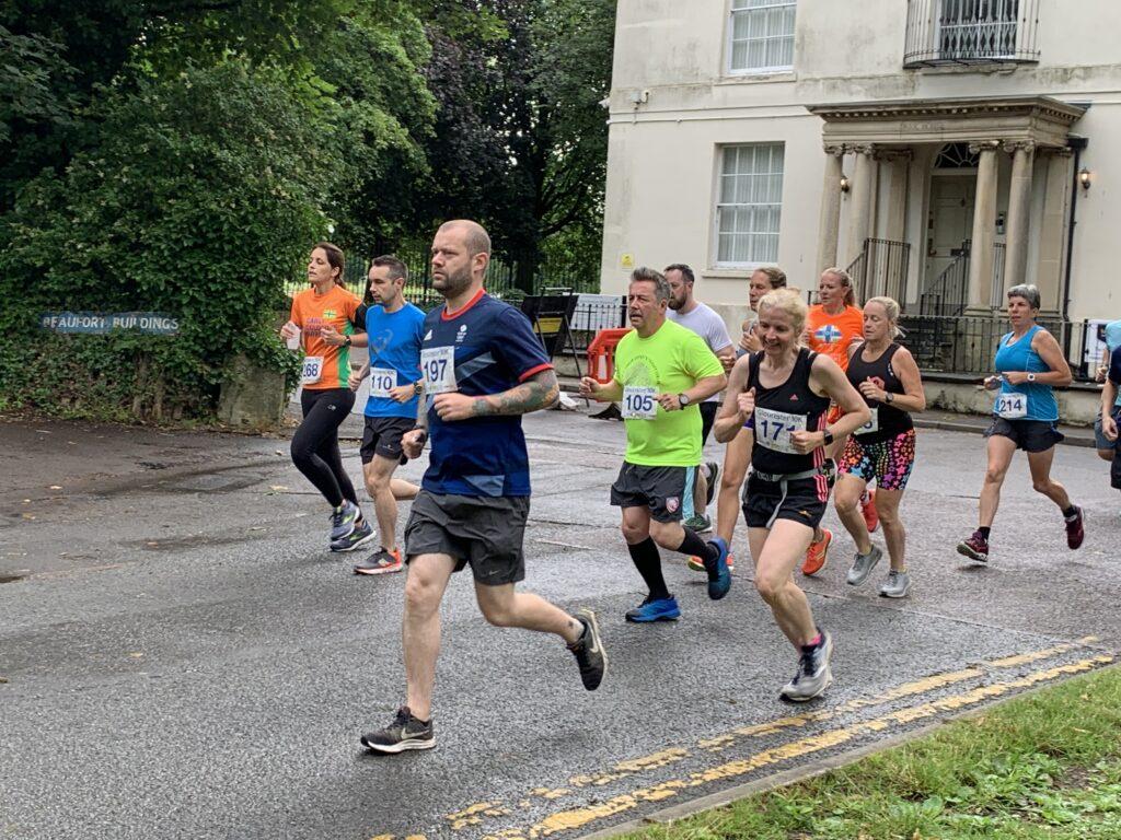 Runners, Running, Gloucester 10k