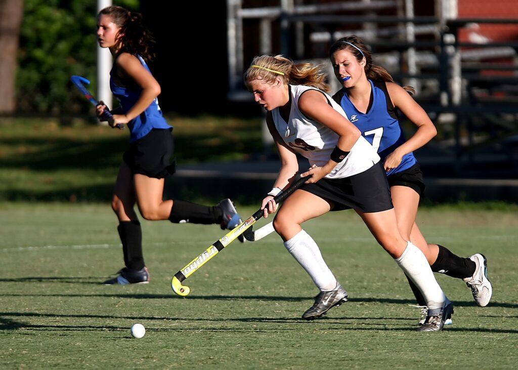 Hockey, Field hockey, Girls, Hockey team, Sport