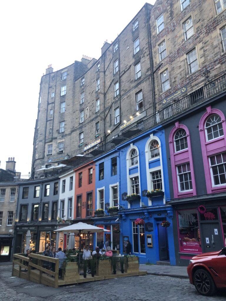 Edinburgh, Scotland, City break, Holiday