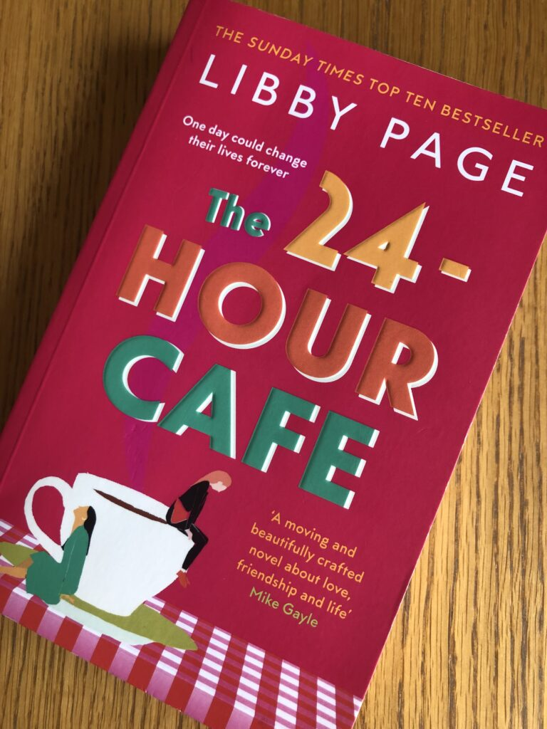 The 24-Hour Cafe, The 24-Hour Cafe by Libby Page, Libby Page, Book review
