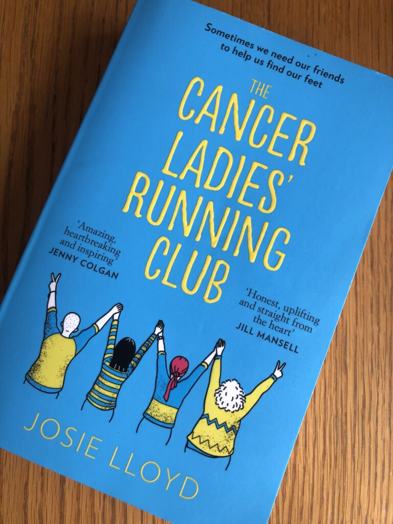 The Cancer Ladies' Running Club, The Cancer Ladies' Running Club by Josie Lloyd, Josie Lloyd, Book review