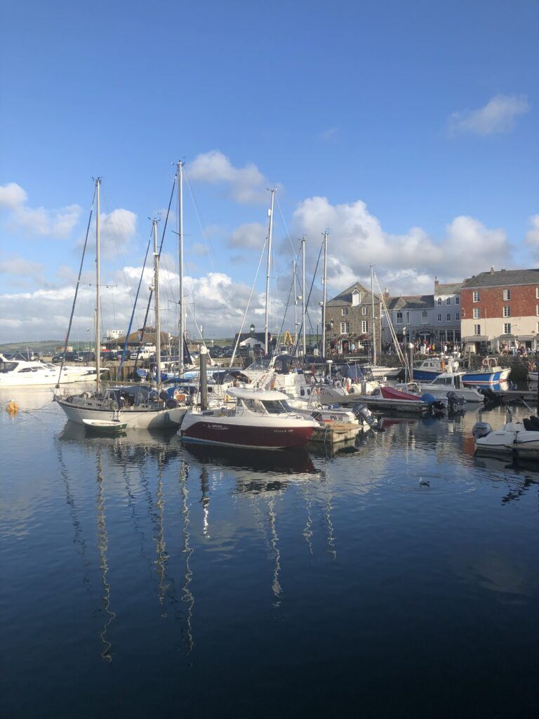 Padstow Harbour, Boats, Padstow, Cornwall, Silent Sunday, My Sunday Photo