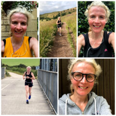Return to marathon training: Weeks 1 to 6