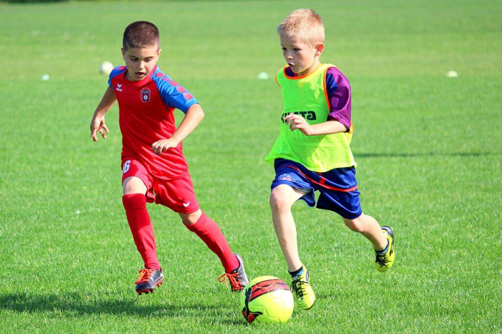 football, sport, children's football
