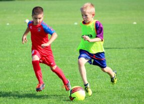 How do you know if your child is talented at sport?