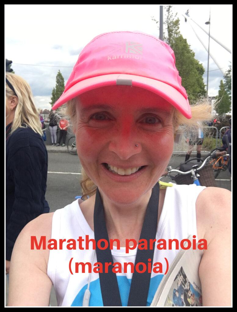 Marathon paranoia, Maranoia, Running, Training, Marathon running, Marathon training