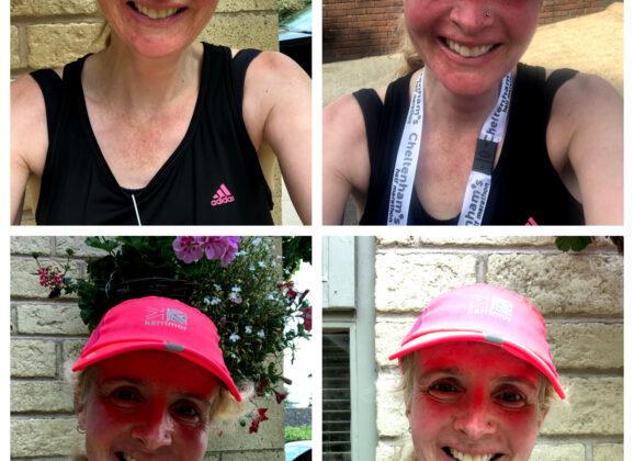 Return to marathon training: Weeks 7 to 10